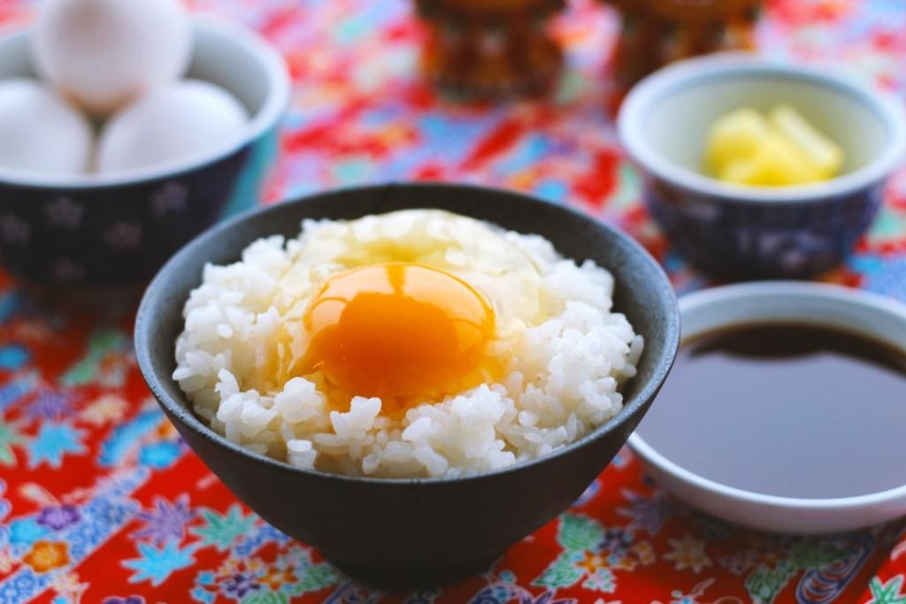 卵かけご飯のカロリーと良い点・悪い点