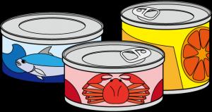 缶詰 賞味期限