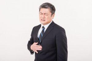 ストレスで起こる吐き気の原因