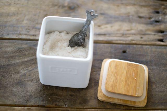 加湿器 塩