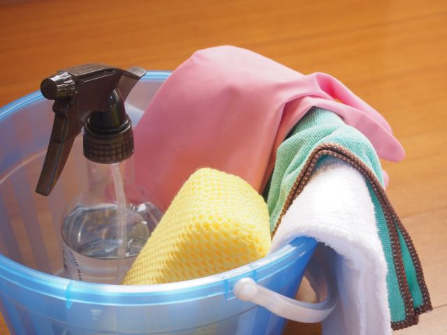 加湿器のフィルターがカビた時の対処法