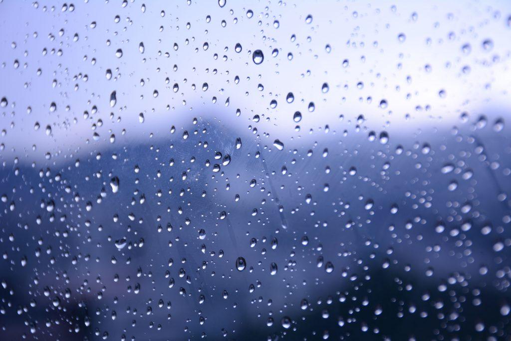湿度100%とはどんな状態?