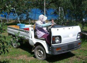 軽トラ オープンカー