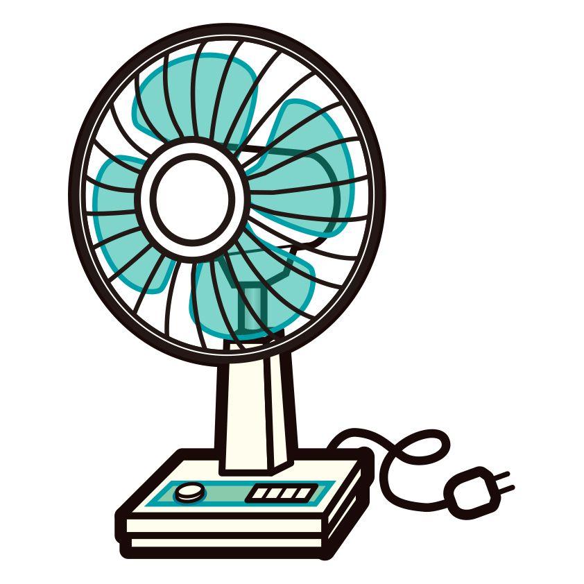 扇風機を片付ける時期の目安