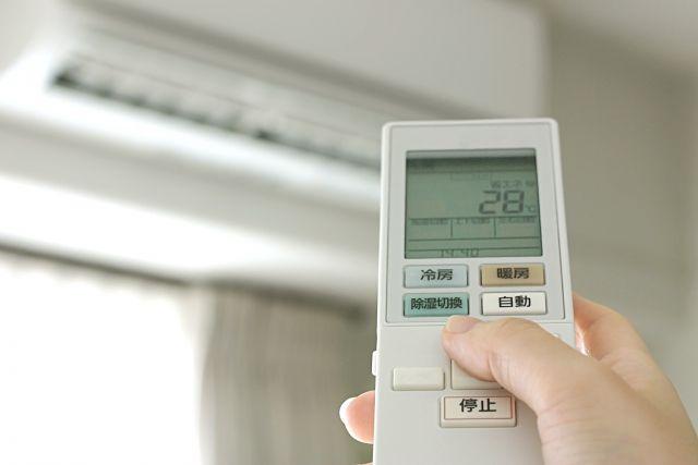 扇風機からエアコンへのシフト