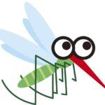 蚊で緑色なのはどんな種類?生態と人体への悪影響・対処法について