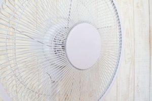 扇風機 洗い方