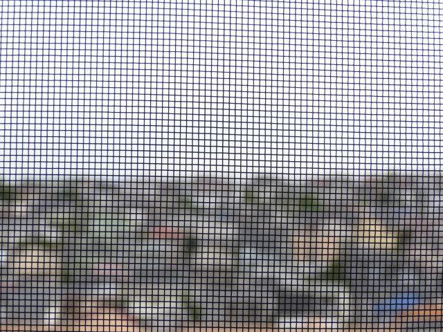 寝室への蚊の侵入を防止する