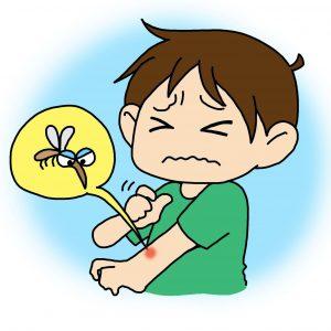 蚊と血液型の関係性の根拠