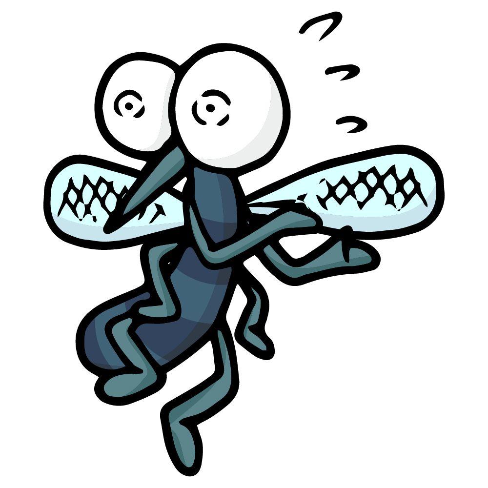 蚊は扇風機で追い払うことができる